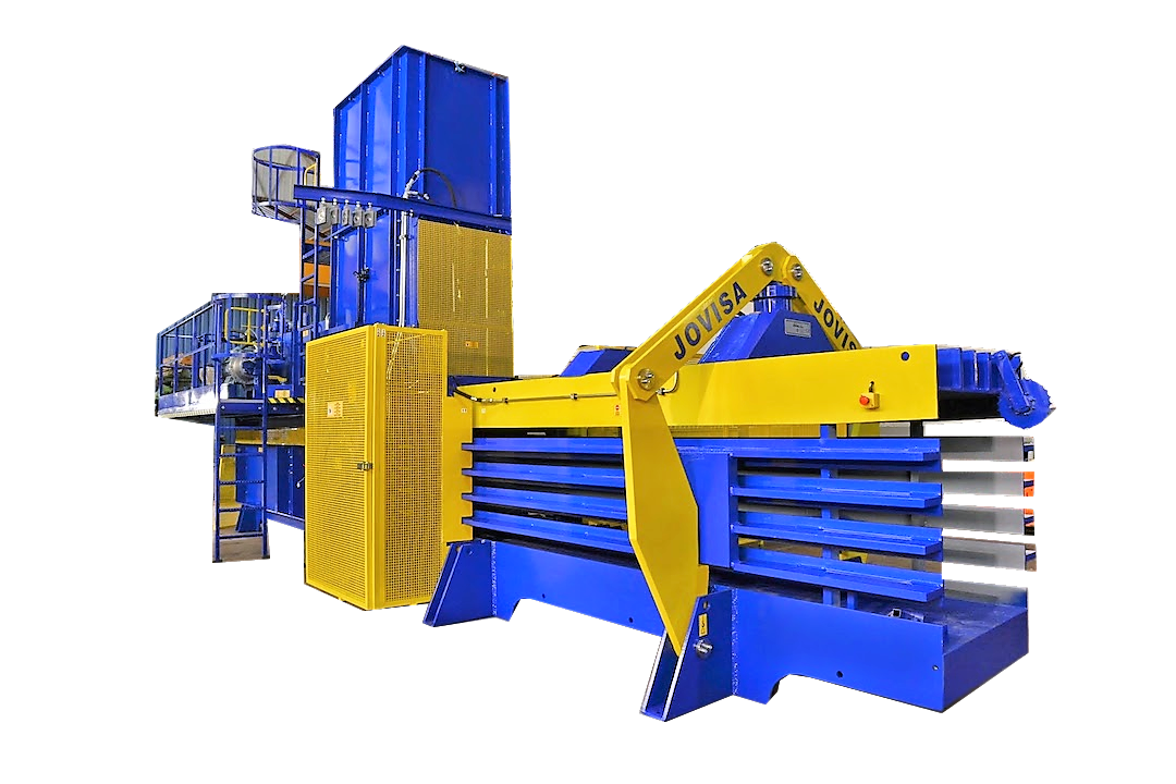 Jovisa Fully Automatic Balers