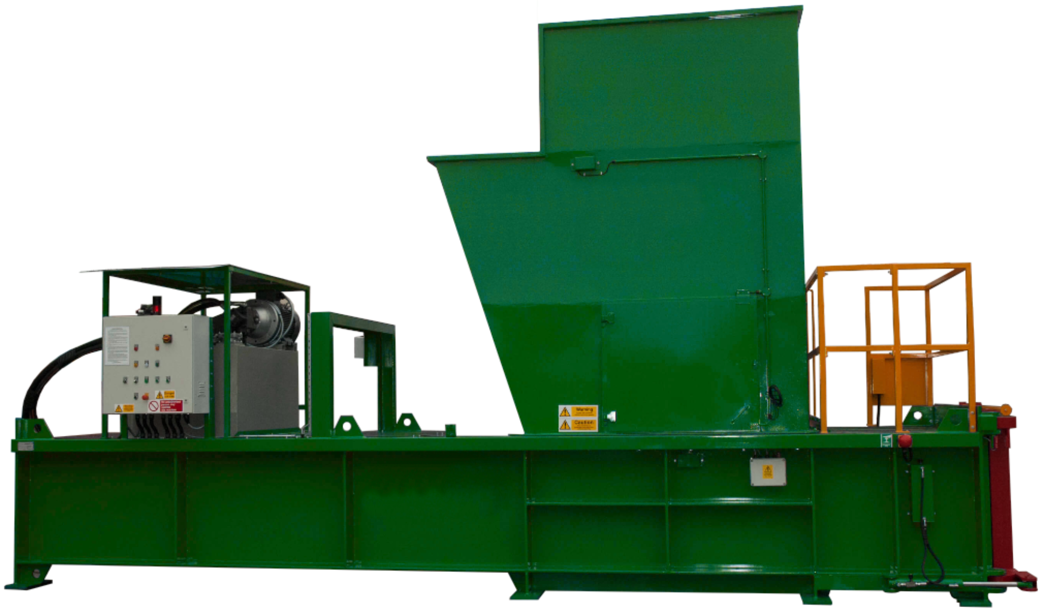 Used - MHM Recycling Ltd